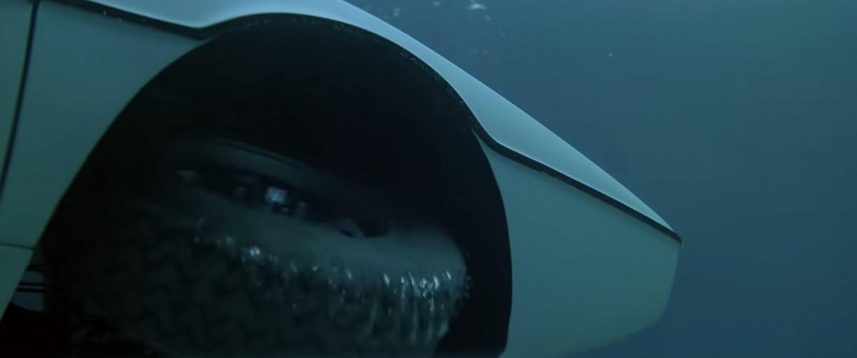 潛艇車 蓮花 特斯拉新車