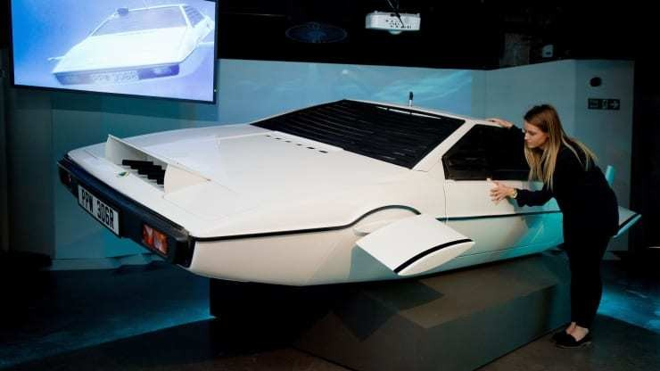 Lotus The Spy Who Loved Me Esprit